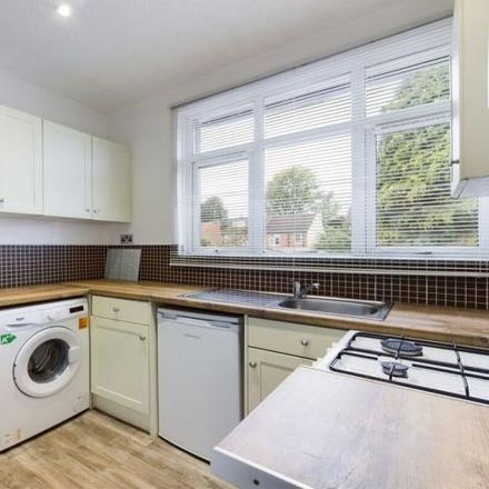 Rent this 2 bed house on Ruskin Road in West Northamptonshire, NN2 7SY
