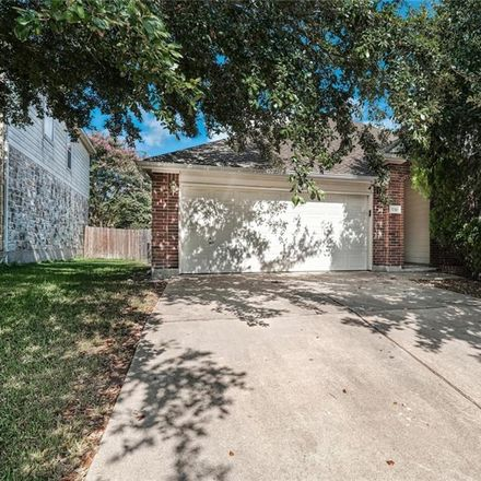 Rent this 3 bed house on Fallen Leaf Lane in Round Rock, TX 78664
