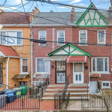 Rent this 3 bed house on 78 Parkway Court in New York, NY 11235