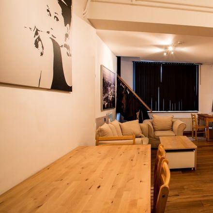 Rent this 1 bed apartment on Rue de Gravelines - Grevelingenstraat 42 in 1000 Brussels, Belgium