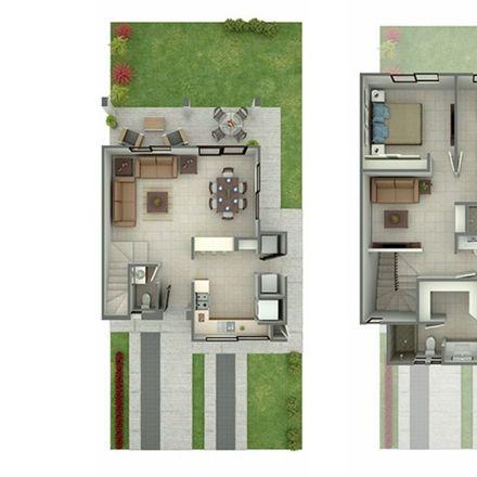 Rent this 3 bed apartment on Delegación Epigmenio González in 76146 Querétaro, QUE