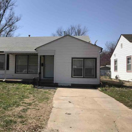 Rent this 3 bed house on South Volutsia Avenue in Wichita, KS 67221