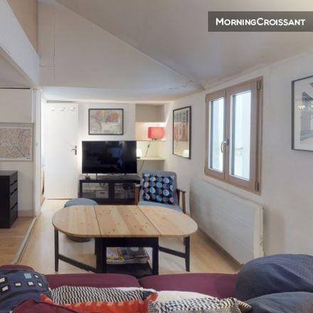 Rent this 1 bed apartment on Poste électrique Pyramides in Rue Saint-Honoré, 75001 Paris