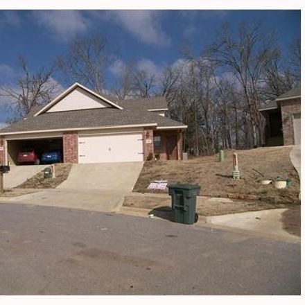 Rent this 3 bed duplex on 1974 East Peppervine Drive in Fayetteville, AR 72701