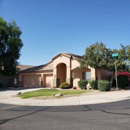 Rent this 4 bed house on East Peralta Avenue in Mesa, AZ