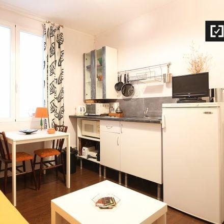 Rent this 1 bed apartment on Calle del Desengaño in 8, 28004 Madrid