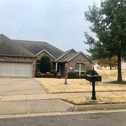 Rent this 4 bed condo on 4217 North Meadow View Drive in Fayetteville, AR 72703