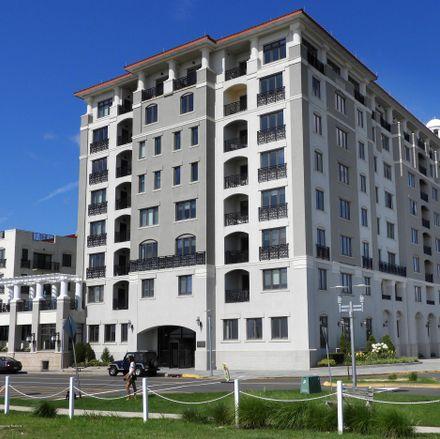 Rent this 2 bed condo on 1501 Ocean Avenue in Asbury Park, NJ 07712