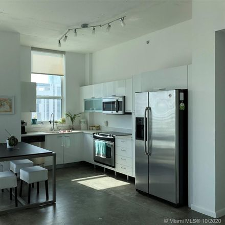 Rent this 2 bed loft on 133 Northeast 2nd Avenue in Miami, FL 33132
