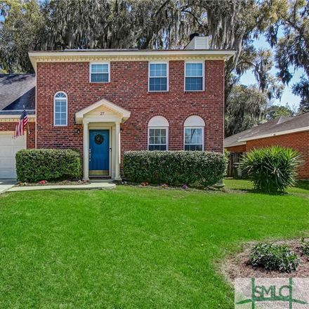 Rent this 4 bed house on 27 West Bluff Drive in Savannah, GA 31406
