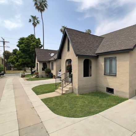Rent this 2 bed house on 648 N Mentor Ave in Pasadena, CA 91106