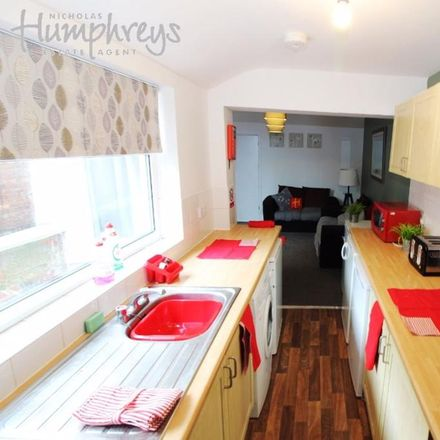 Rent this 5 bed room on Vernon Street in Lincoln LN5 7QR, United Kingdom