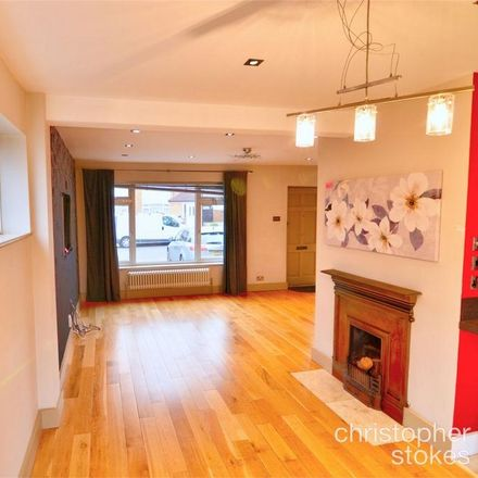 Rent this 3 bed house on Ashdown Crescent in Broxbourne EN8 0RE, United Kingdom