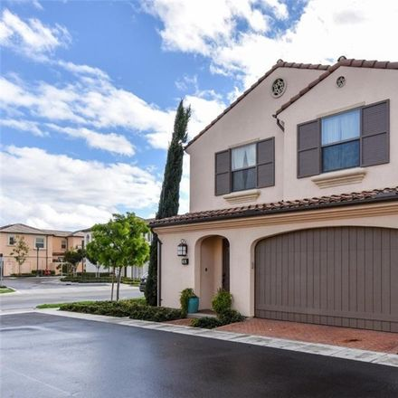 Rent this 3 bed condo on 83 Waterleaf in Irvine, CA 92618