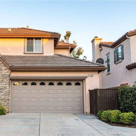 Rent this 3 bed house on 27720 Summer Grove Pl in Valencia, CA