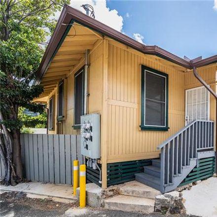 Rent this 2 bed duplex on 2816 Waialae Avenue in Honolulu, HI 96826