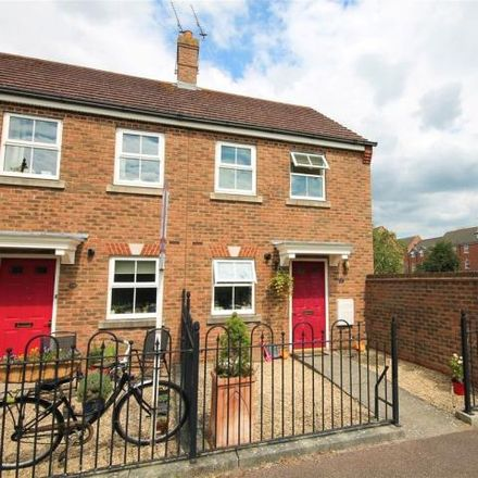 Rent this 2 bed house on Great Meadow Way in Aylesbury HP19 7GY, United Kingdom