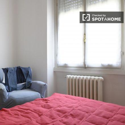 Rent this 3 bed apartment on Mevlana Kebap in Via Antonio Salieri, 20134 Milan Milan