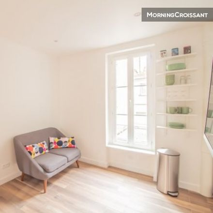 Rent this 3 bed apartment on 148 Rue d'Avron in 75020 Paris, France