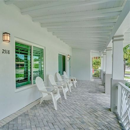 Rent this 2 bed house on 2518 Northeast 12th Street in Fort Lauderdale, FL 33304