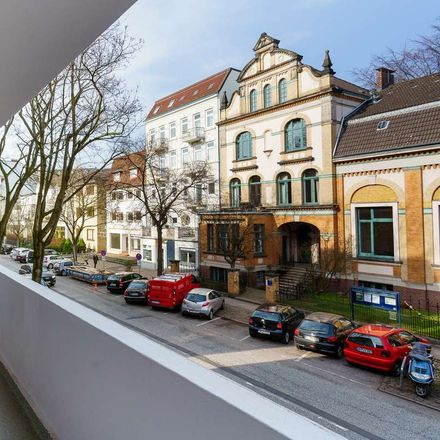 Rent this 3 bed apartment on Eco-Express in Mundsburger Damm 21, 22087 Hamburg