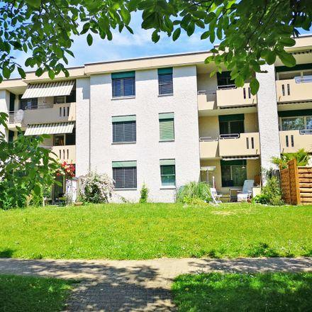 Rent this 4 bed apartment on Birkenweg 12 in 5436 Würenlos, Switzerland
