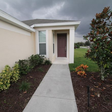 Rent this 3 bed apartment on 1455 Dittmer Circle in Palm Bay, FL 32909