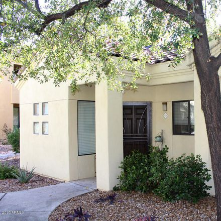 Rent this 2 bed townhouse on East Indian Bend Road in Scottsdale, AZ 85250