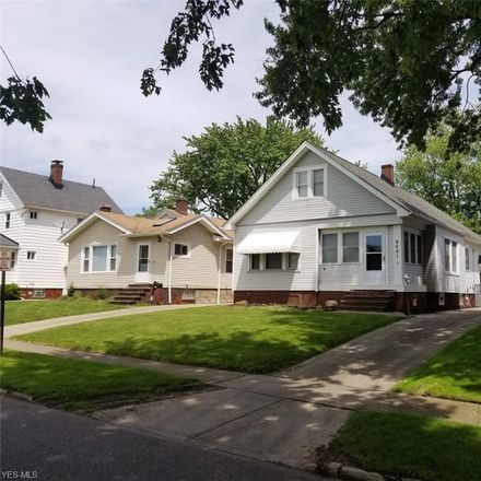 Rent this 4 bed house on 4641 Burleigh Road in Garfield Heights, OH 44125