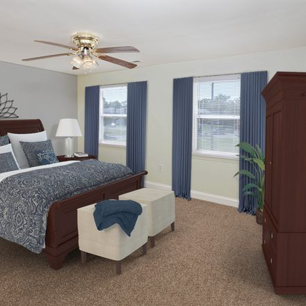 Rent this 2 bed apartment on 7804 Scholar Road in Stanbrook, MD 21222