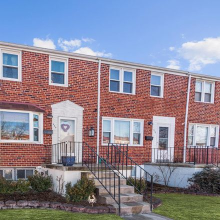Rent this 3 bed townhouse on 936 Palladi Drive in Arbutus, MD 21227