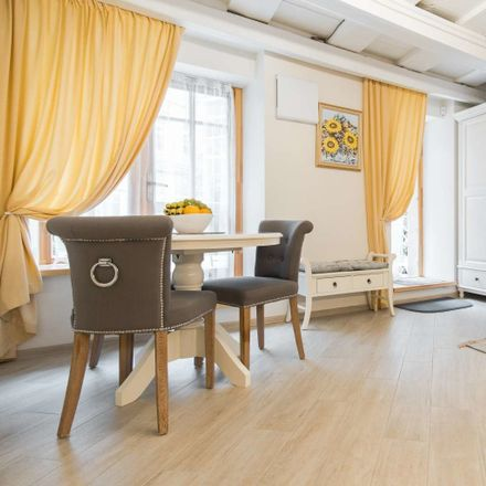Rent this 1 bed apartment on Žemaitijos g. in Vilnius 01134, Lithuania