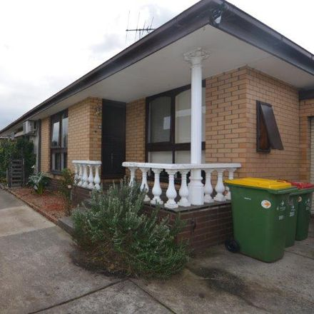 Rent this 1 bed apartment on 4/351 Geelong Road