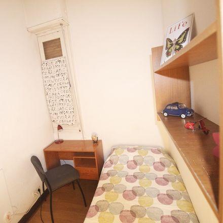 Rent this 1 bed room on Calle de Martínez Izquierdo in 7, 28028 Madrid