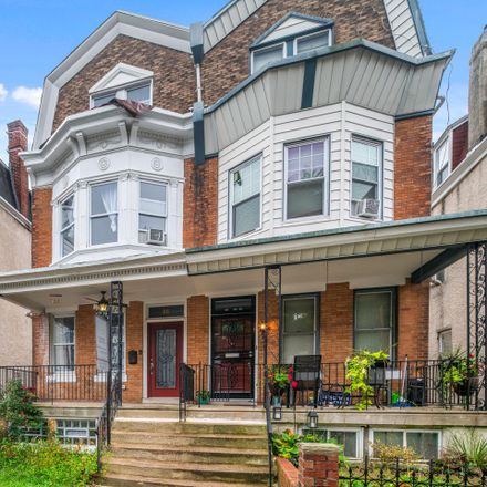 Rent this 4 bed townhouse on 96 West Sharpnack Street in Philadelphia, PA 19119