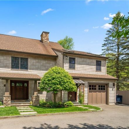 Rent this 5 bed house on 107 Parade Hill Road in New Canaan, CT 06840