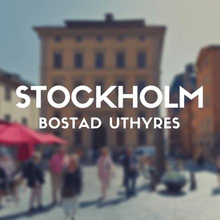 rent hus stockholm