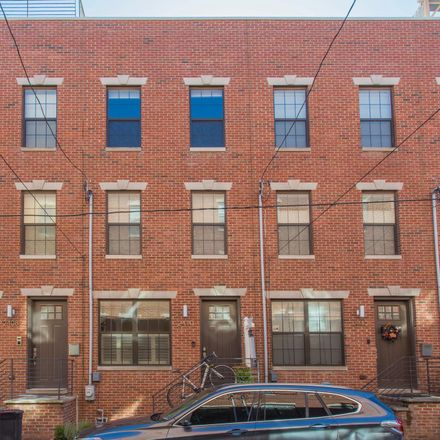 Rent this 3 bed townhouse on 2410 Manton Street in Philadelphia, PA 19146