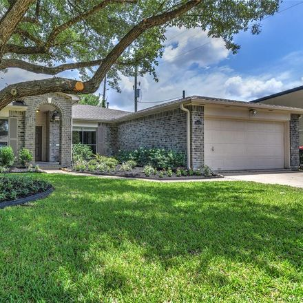Rent this 4 bed house on 18022 Lago Forest Dr in Humble, TX
