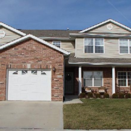 Rent this 3 bed house on 608 Granite Drive in O'Fallon, IL 62269