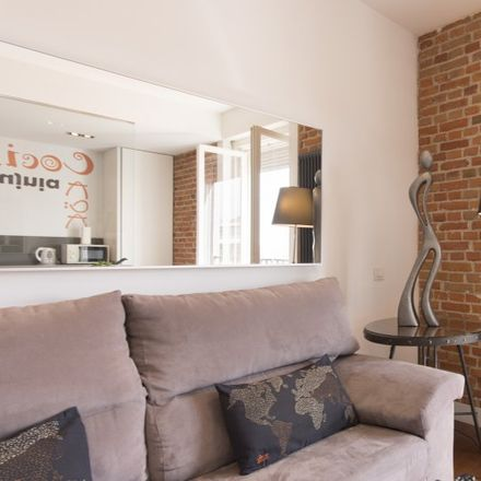 Rent this 3 bed apartment on Plaza de Tirso de Molina in 28001 Madrid, Spain