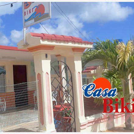 Rent this 1 bed house on Casa Orlairis y Chichi in 2da 5B, Playa Larga