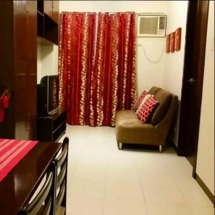Rent this 1 bed condo on Muntinlupa in 1719, Philippines