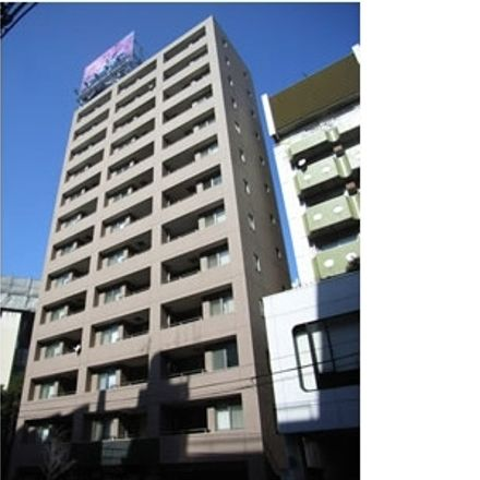 Rent this 1 bed apartment on Nisshin Building in Route 2 Meguro Line, 4-chome