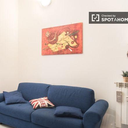 Rent this 1 bed apartment on Cristalli di Zucchero in Via di Val Tellina, 114