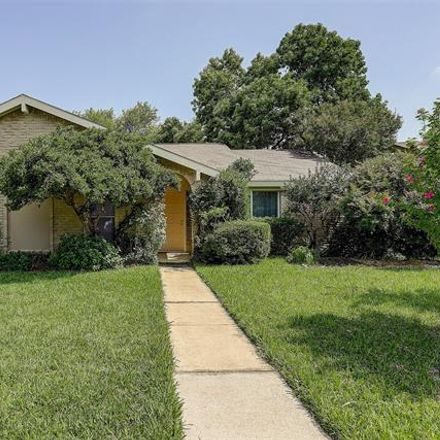 Rent this 3 bed house on 2007 Cedarwood Drive in Carrollton, TX 75007