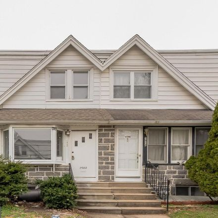 Rent this 3 bed townhouse on Arlington Ave in Upper Darby, PA