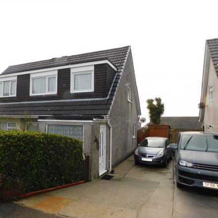 Rent this 3 bed house on St Austell PL25 3EH