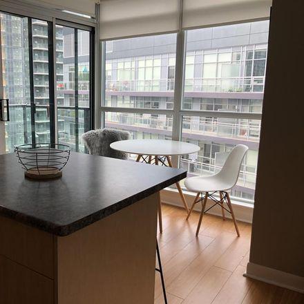 Rent this 1 bed apartment on LTD at Mal ibu in 600 Fleet Street, Old Toronto