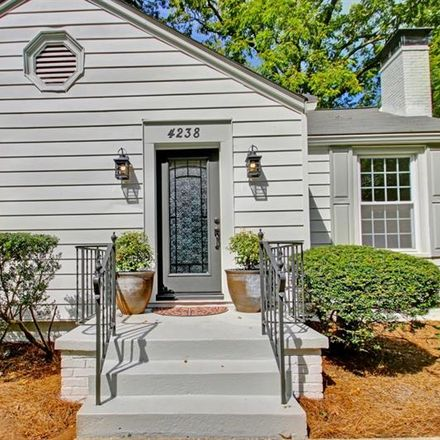 Rent this 4 bed house on Peachtree Dunwoody Rd in Atlanta, GA